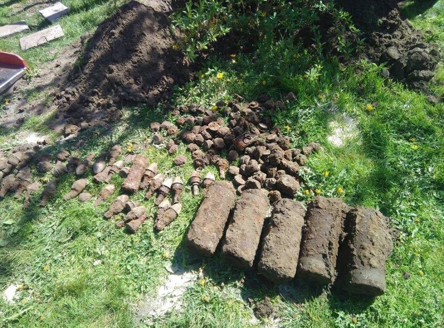 У Броварському районі виявлено вибухонебезпечні предмети(фото), фото-3