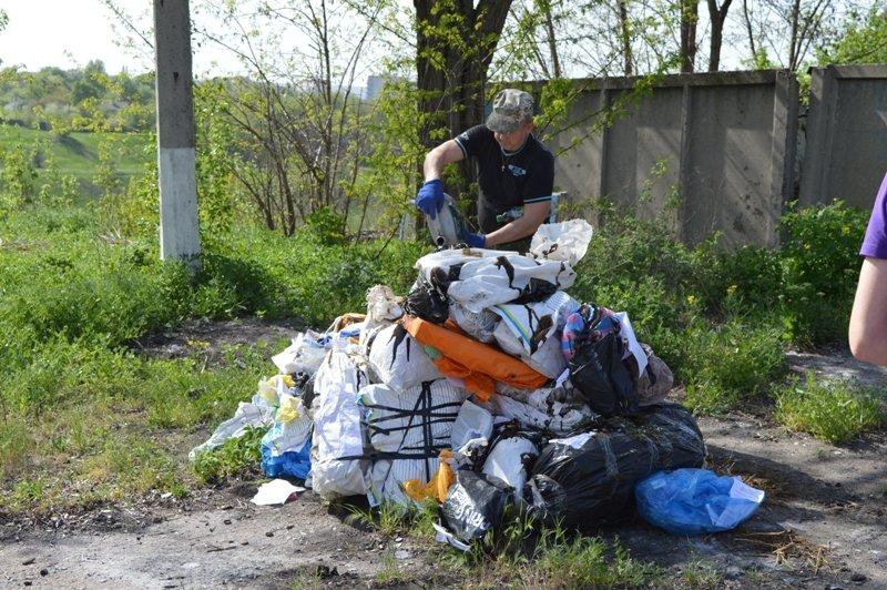 В Краматорске полицейские сожгли более 50 кг наркотиков, фото-2