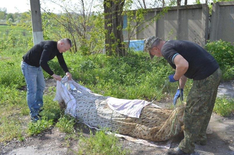 В Краматорске полицейские сожгли более 50 кг наркотиков, фото-3