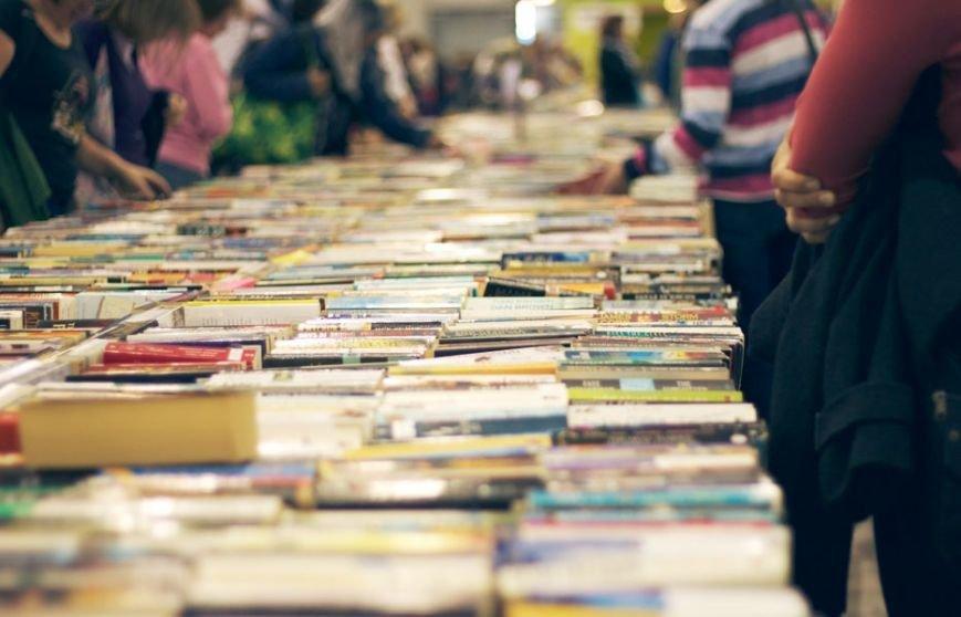 Kharkiv BookFest-2017: встречи с творческими «путешественниками», собрания известных книгомам, открытие «умного» книжного магазина, фото-2