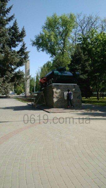 Братское кладбище готовят к Дню Победы, фото-2