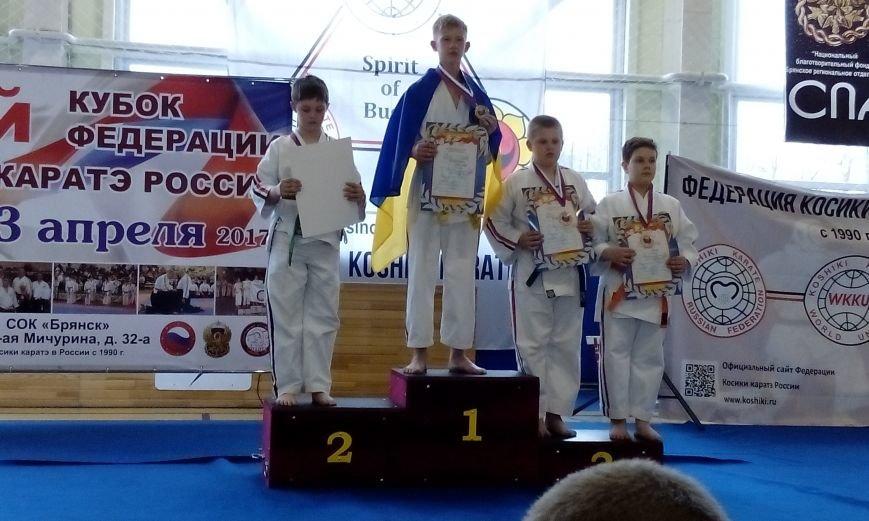 В Брянске каратисты из Покровска достойно выступили на Кубке Федерации Косики каратэ России, фото-4