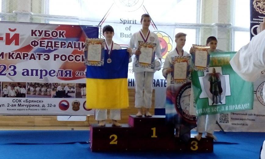 В Брянске каратисты из Покровска достойно выступили на Кубке Федерации Косики каратэ России, фото-3