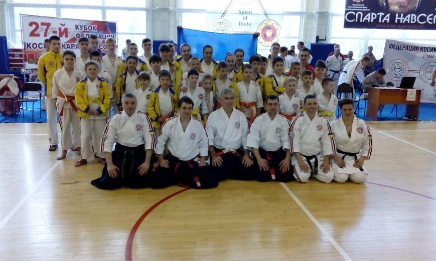 В Брянске каратисты из Покровска достойно выступили на Кубке Федерации Косики каратэ России, фото-1