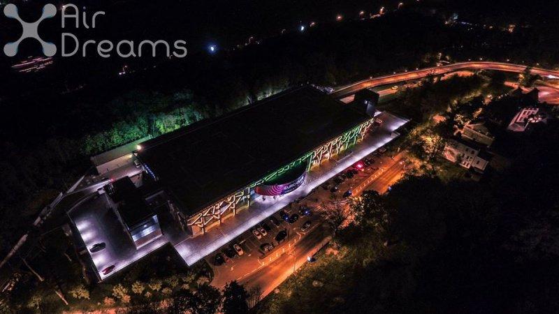 Одну из локаций Евровидения показали с высоты птичьего полета (ФОТО), фото-1
