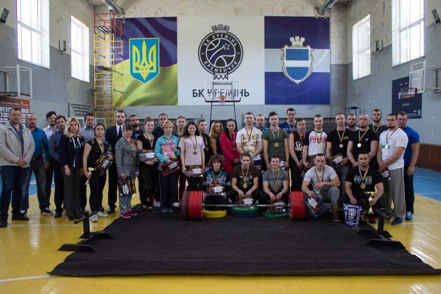 В Кременчуге состоялся Открытый турнир Кубок Титана по становой тяге (результаты и фотографии), фото-6