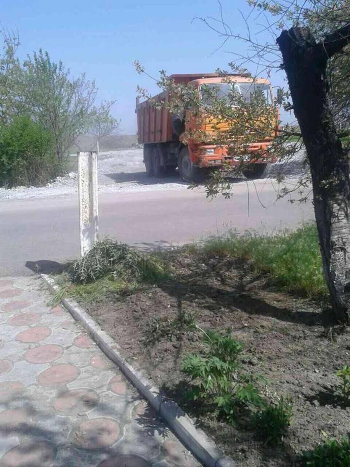 Жители поселка Украина выступили против строительства свинофермы (ФОТО), фото-1