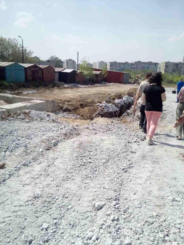 Жители поселка Украина выступили против строительства свинофермы (ФОТО), фото-7