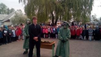 У Новоград-Волинській гімназії проведено День цивільного захисту та об'єктового тренування, фото-2