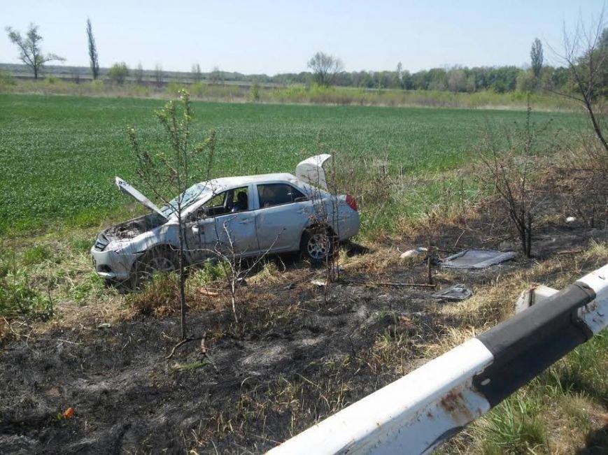 В ДТП возле села Межирич пострадали 4 человека (ФОТО), фото-1