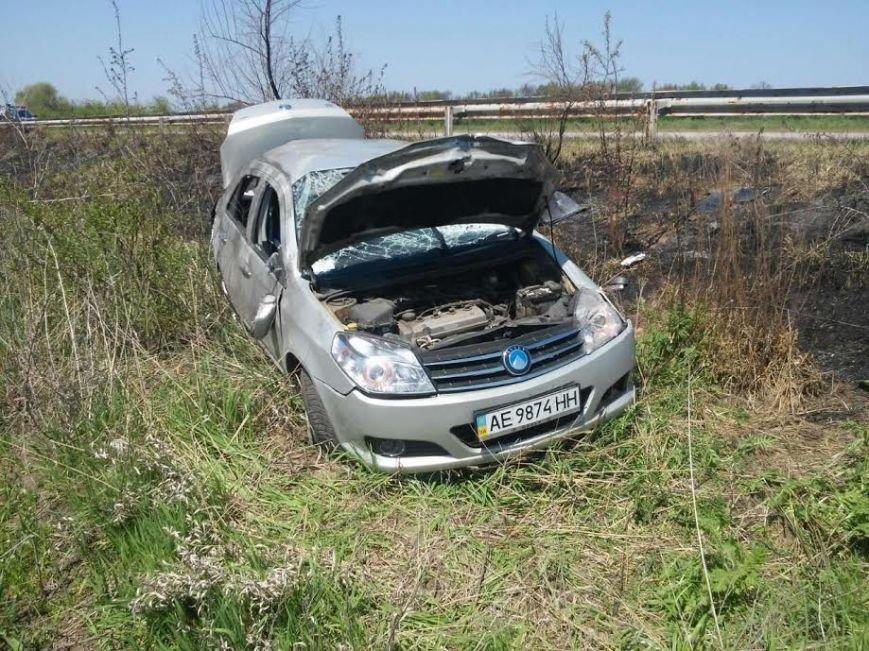 В ДТП возле села Межирич пострадали 4 человека (ФОТО), фото-2