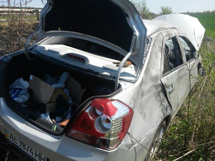 В ДТП возле села Межирич пострадали 4 человека (ФОТО), фото-4