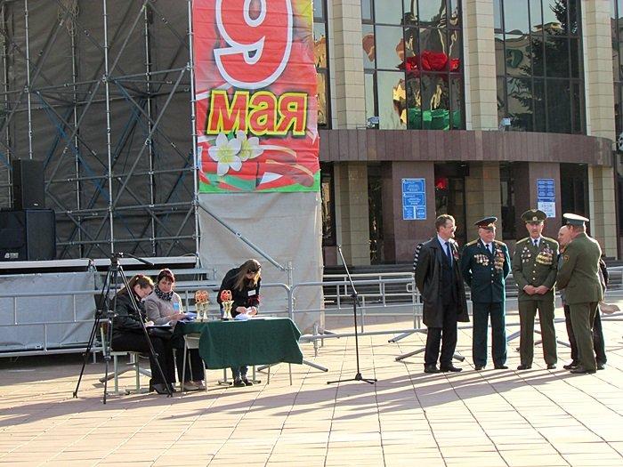Новополоцк пробежал эстафету в честь Дня Победы. ФОТОРЕПОРТАЖ, фото-16
