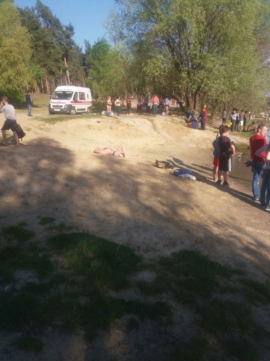 На Журавлевке утонул студент из Индии (ФОТО), фото-1
