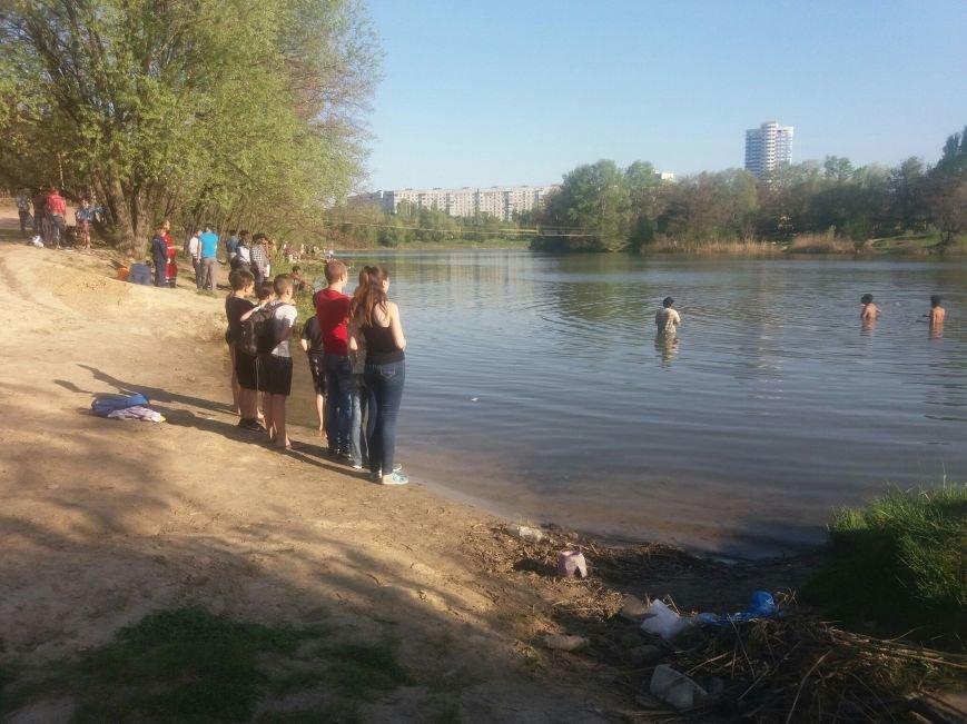 На Журавлевке утонул студент из Индии (ФОТО), фото-2