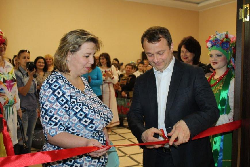 В Покровске торжественно открыли актовый зал после капремонта, фото-3