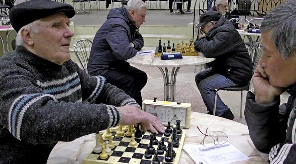 Бахмут принял Чемпионат области по шахматам среди спортсменов с инвалидностью, фото-1