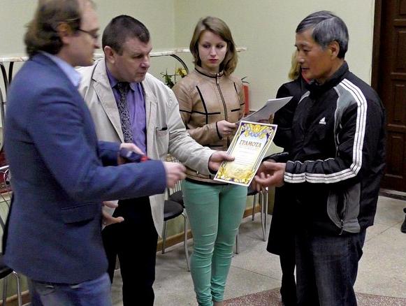 Бахмут принял Чемпионат области по шахматам среди спортсменов с инвалидностью, фото-2
