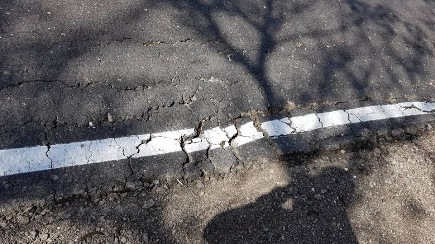 Объезд аварийного участка трассы Симферополь-Севастополь уже рассыпается после ремонта (ФОТО), фото-2