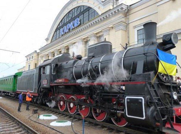В День Победы по Харькову будет колесить ретро поезд (ФОТО), фото-2
