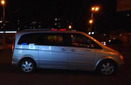 На Салтовке микроавтобус сбил 12-летнего ребенка (ФОТО), фото-1