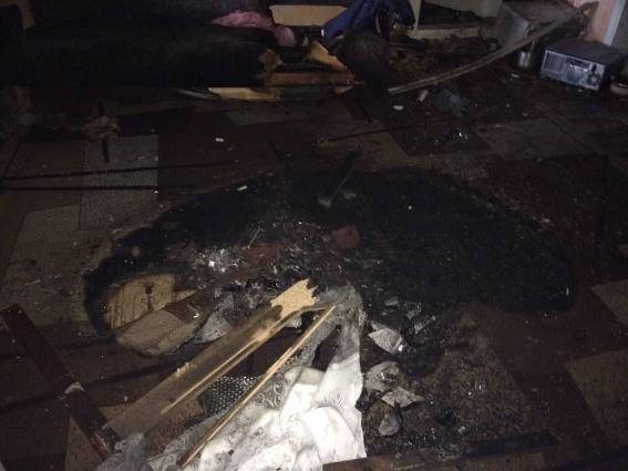 У Великому Бичкові 47-річний чоловік підпалив будинок своєї тещі: фото, фото-3