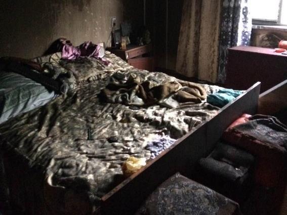 У Великому Бичкові 47-річний чоловік підпалив будинок своєї тещі: фото, фото-1
