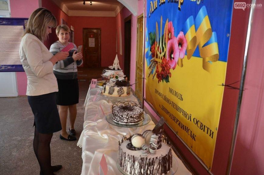 Каменчанка представит Днепропетровщину на Всеукраинском конкурсе кондитеров, фото-9