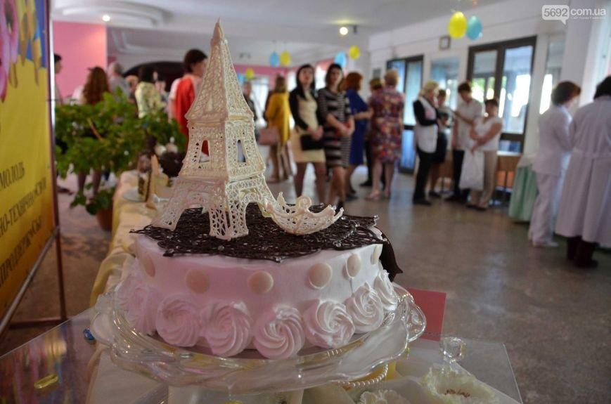Каменчанка представит Днепропетровщину на Всеукраинском конкурсе кондитеров, фото-11