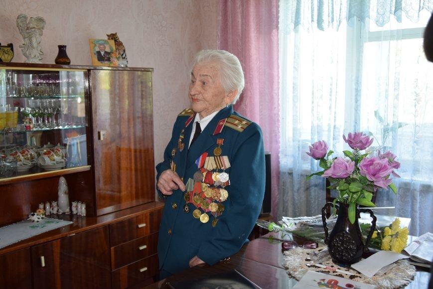 Руководство Каменского поздравило ветеранов города, фото-3