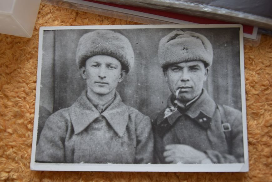 Руководство Каменского поздравило ветеранов города, фото-6