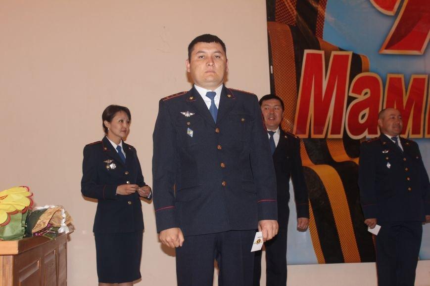 УВД города Актау поздравило ветеранов с Днем Победы, фото-4