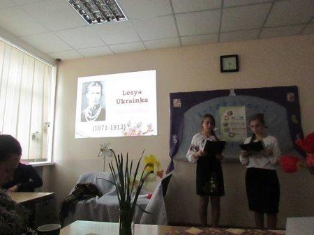 Англійсько-українське літературне кафе в Новоград-Волинському медичному коледжі, фото-4