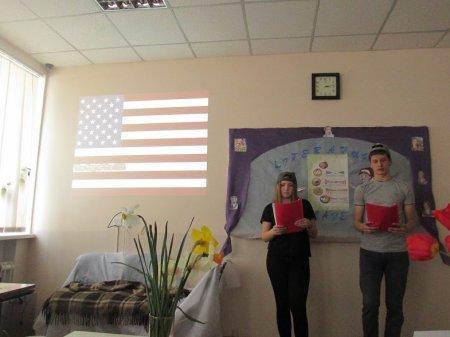 Англійсько-українське літературне кафе в Новоград-Волинському медичному коледжі, фото-5