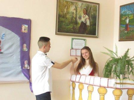 Англійсько-українське літературне кафе в Новоград-Волинському медичному коледжі, фото-2