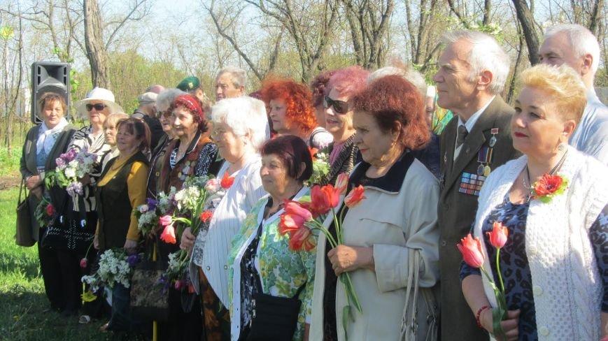 Павлоградці вшанували пам`ять земляків, що полягли у війні з нацизмом (ФОТО), фото-1