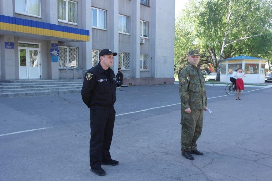 В связи с майскими праздниками, полиция Покровска переходит на усиленный вариант несения службы, фото-4