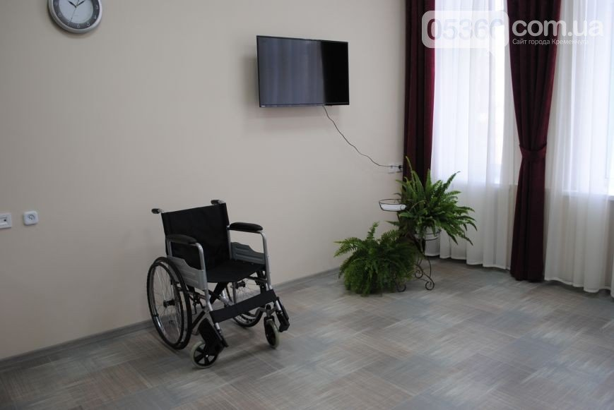 В Кременчуге начало работу отделение больницы №2 для неизлечимых больных, фото-1