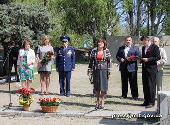 К Дню памяти и примирения в городе прошли торжественные мероприятия, фото-3