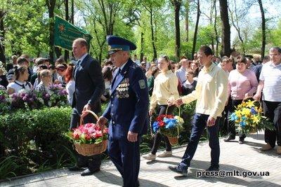 К Дню памяти и примирения в городе прошли торжественные мероприятия, фото-2
