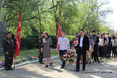 К Дню памяти и примирения в городе прошли торжественные мероприятия, фото-4