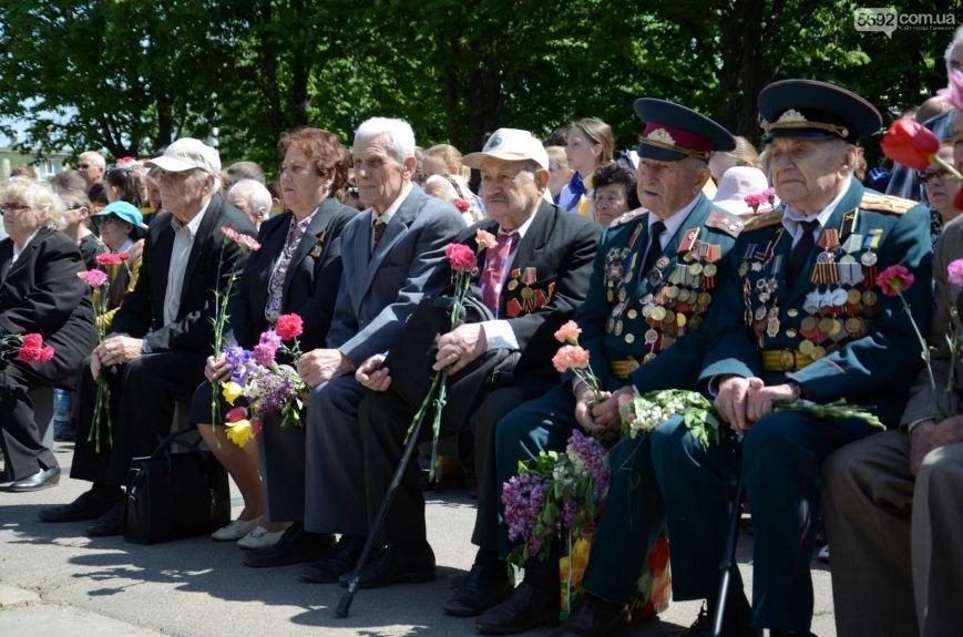 В Каменском на Соцгороде прошел митинг памяти, фото-5