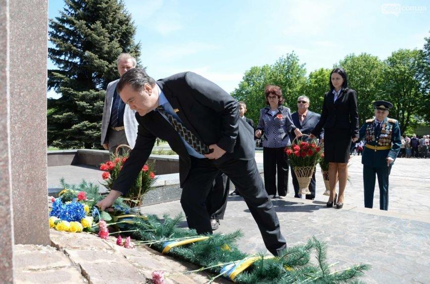 В Каменском на Соцгороде прошел митинг памяти, фото-13