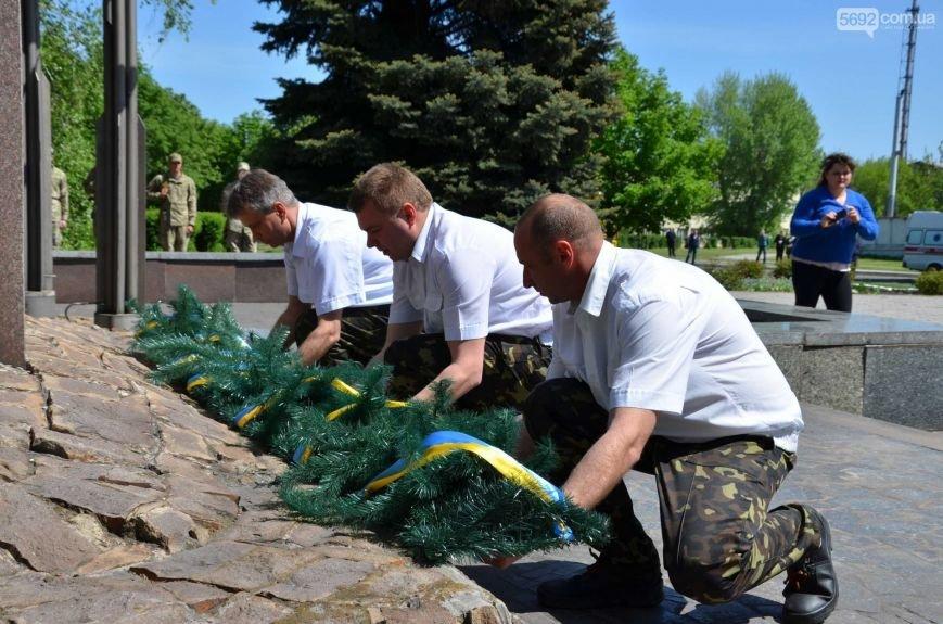 В Каменском на Соцгороде прошел митинг памяти, фото-11