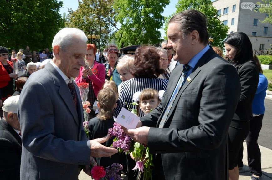 В Каменском на Соцгороде прошел митинг памяти, фото-6