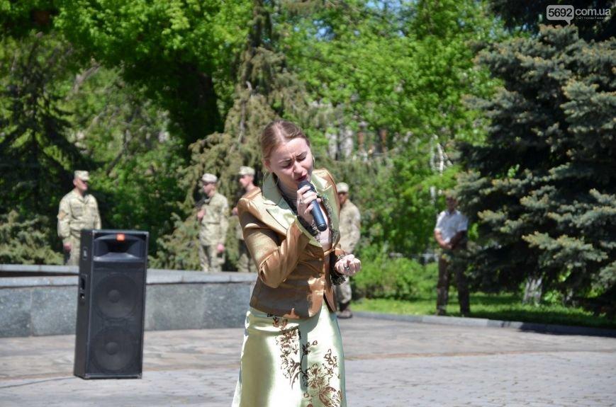 В Каменском на Соцгороде прошел митинг памяти, фото-9