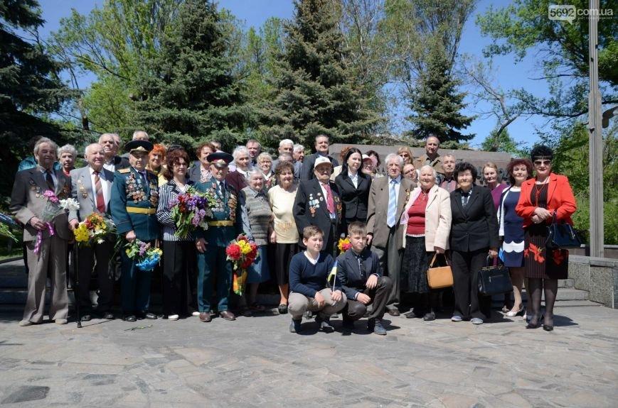 В Каменском на Соцгороде прошел митинг памяти, фото-15