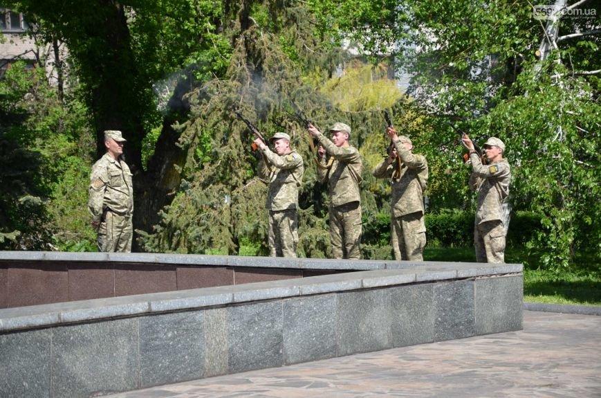 В Каменском на Соцгороде прошел митинг памяти, фото-12