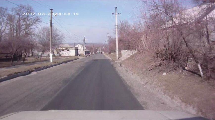 Дорогу на ул. Романковской в Каменском ремонтировали дважды, фото-2