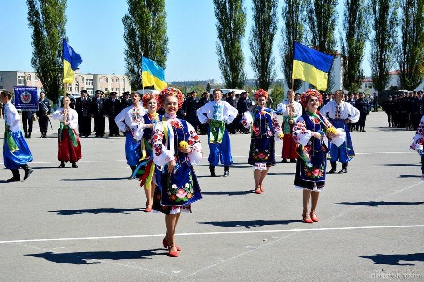 В Харьковском национальном университете внутренних дел состоялся выпуск курсантов (ФОТО), фото-3